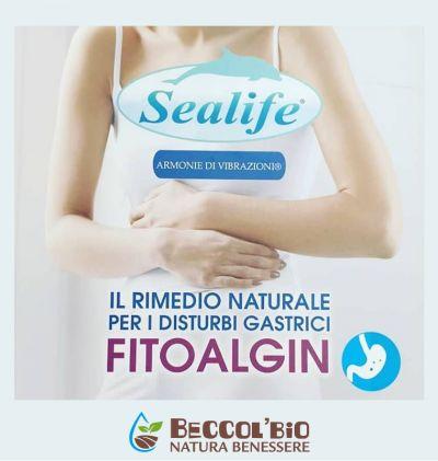beccol bio natura benessere offerta rimedio disturbi gastrici promozione fitoalgin sealife