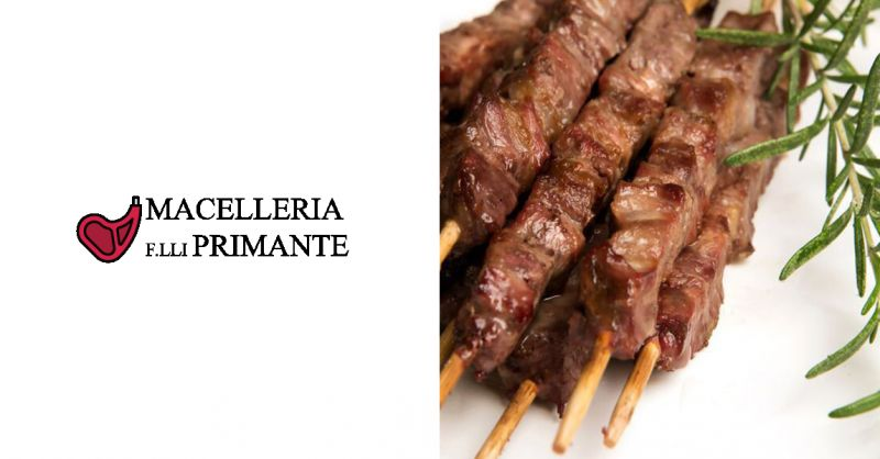 Vendita Arrosticini di pecora Ortona - Prodotti di carne tipici Ortona
