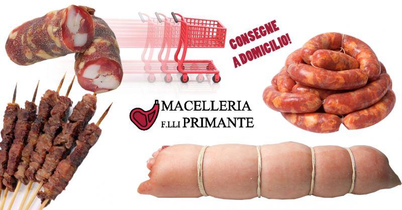 Offerta Consegna Carne a Domicilio Ortona - Occasione Macelleria Vendita a Domicilio Ortona