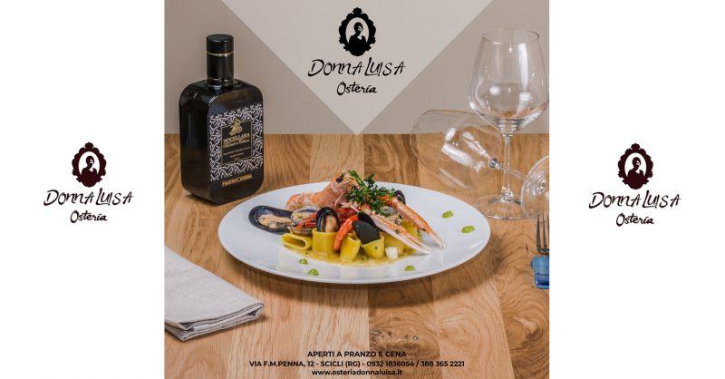 offerta menu fisso scicli- occasione cucina tipica siciliana scicli