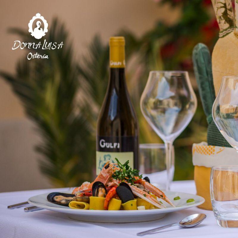 Offerta menu cucina tipica a  Scicli