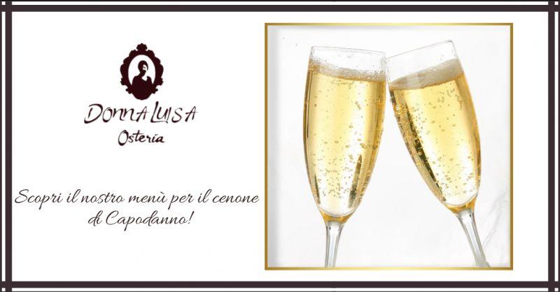 offerta ristorante per cenone 2019 Ragusa - occasione cenone di Capodanno a 50 euro Ragusa