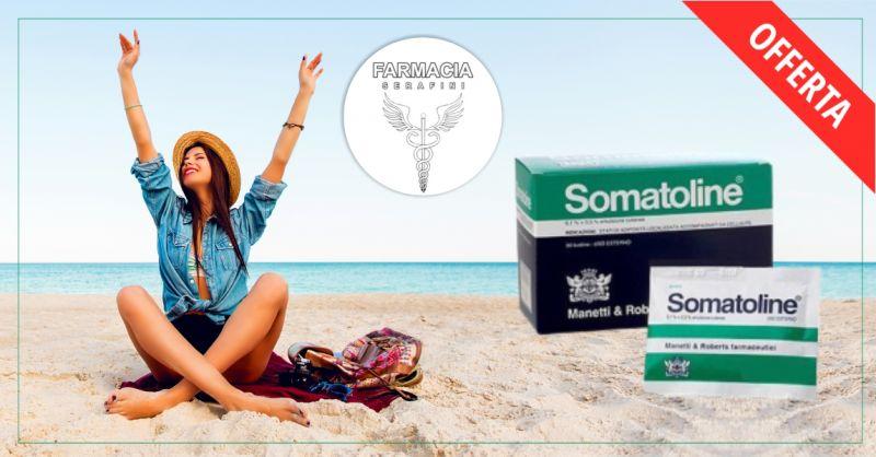 FARMACIA SERAFINI - promozione Somatoline bustine risultati garantiti