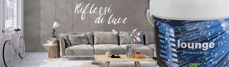 offerta  per tinteggiare ,pitturare  e Decorare la tua  casa  l'autunno  con i nuovi effetti Tassani ora in vendita presso  Dimensione Colore