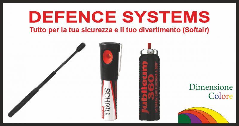 dimensione colore offerta strumenti di difesa personale - occasione protezione personale savona
