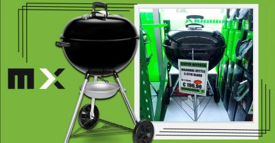 offerta barbecue a carbonella original kettle 57 cagliari occasione weber barbecue cagliari
