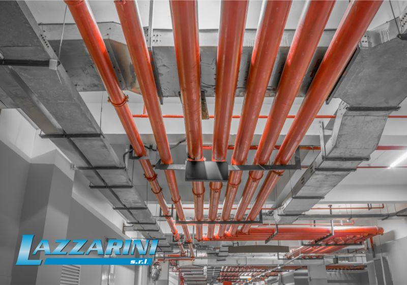 LAZZARINI SRL offerta installazione impianti antincendio - promozione manutenzione antincendio