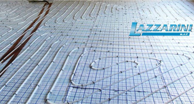 LAZZARINI SRL offerta installazione impianti riscaldamento pavimento - riscaldamento ecologico