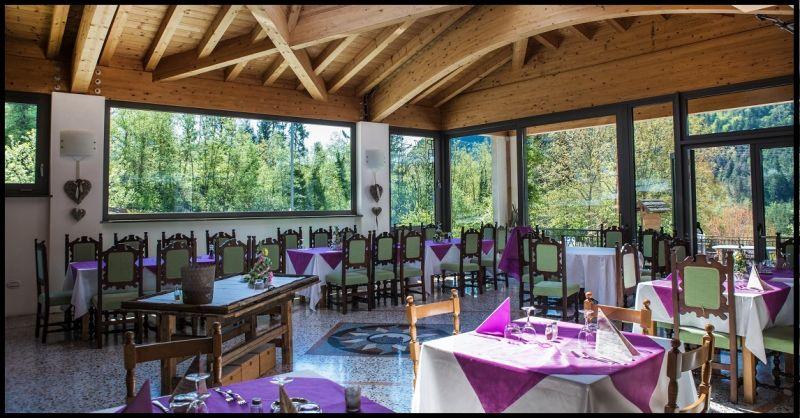 Spezialitäten der karnischen Küche: Die karnischen Cjarsons im Hotel Park Oasi Arta Terme Udine