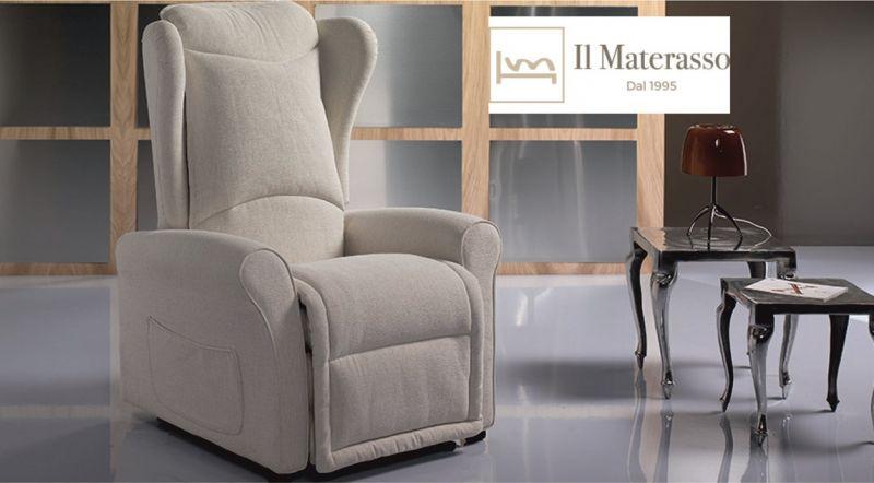 offerta poltrone relax per anziani e disabili a Vercelli – IL MATERASSO