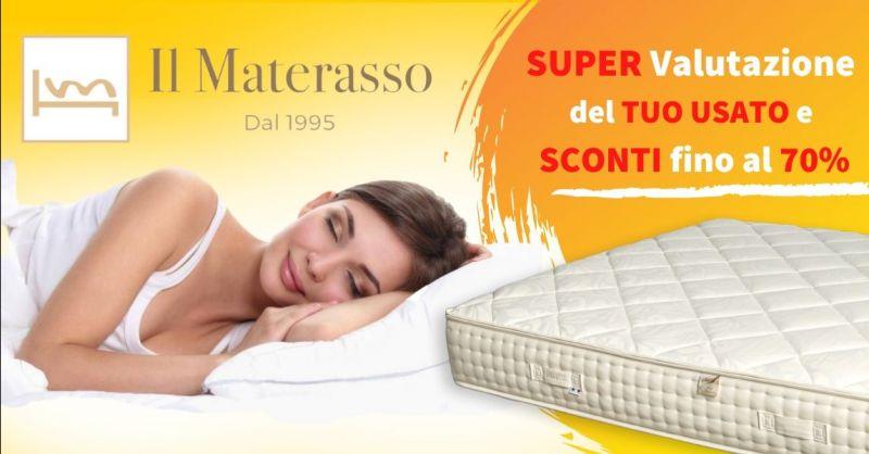 Offerta materassi artigianali made in Italy - Promozioni materassi in memory foam Vercelli