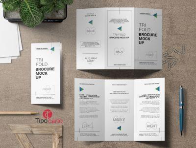tipocarto offerta progettazione depliant promozione stampa volantini personalizzati