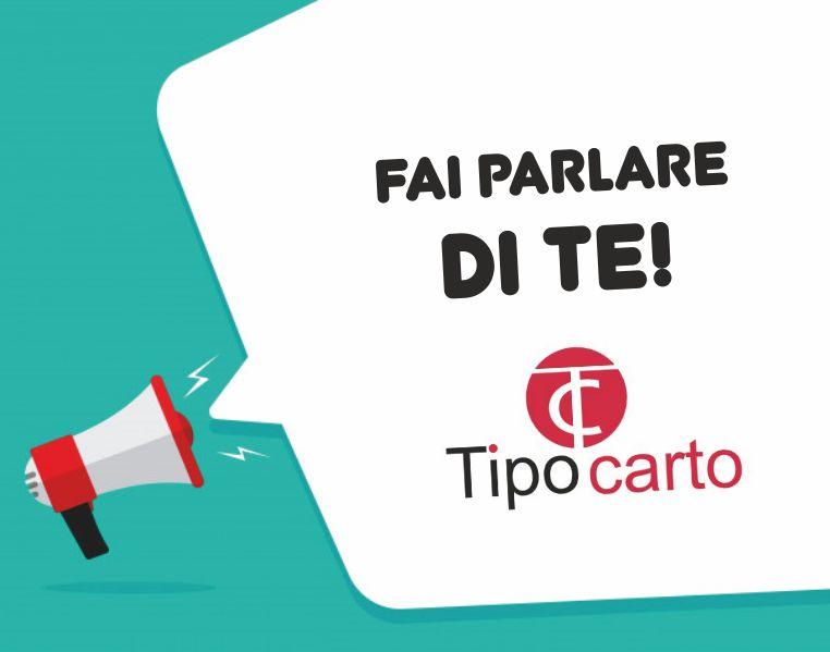 TIPOCARTO offerta progettazione e stampa flyer – promozione tipografia caravaggio