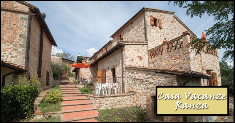 Casa Vacanze Ranza - Offre appartements de vacances avec piscine San Gimignano Siena Toscane