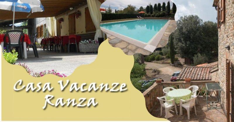 CASA VACANZE RANZA - Angebot Wohnung in Toskana Urlaub in den Hügeln von San Gimignano