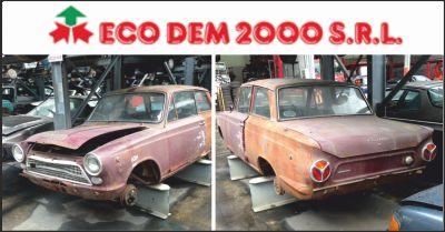 eco dem 2000 autodemolizioni offerta ricambi usati auto occasione autoricambi ford massa