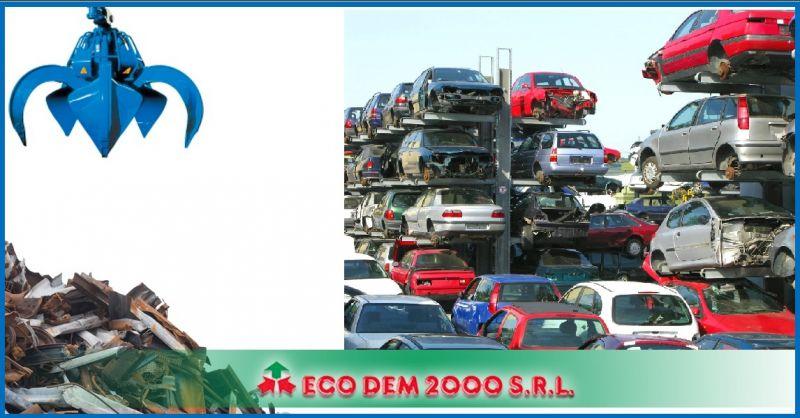 Ecodem 2000 - Trova azienda specializzata leader settore demolizioni auto moto e ciclomotori