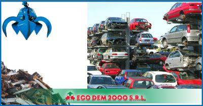 ecodem 2000 trova azienda specializzata leader settore demolizioni auto moto e ciclomotori