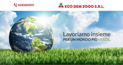 ecodem 2000 offerta servizio professionale consulenza smaltimento rifiuti speciale per aziende