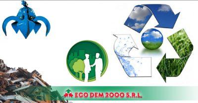 ecodem 2000 occasione servizio staff qualificato gestione smaltimento rifiuti non pericolosi