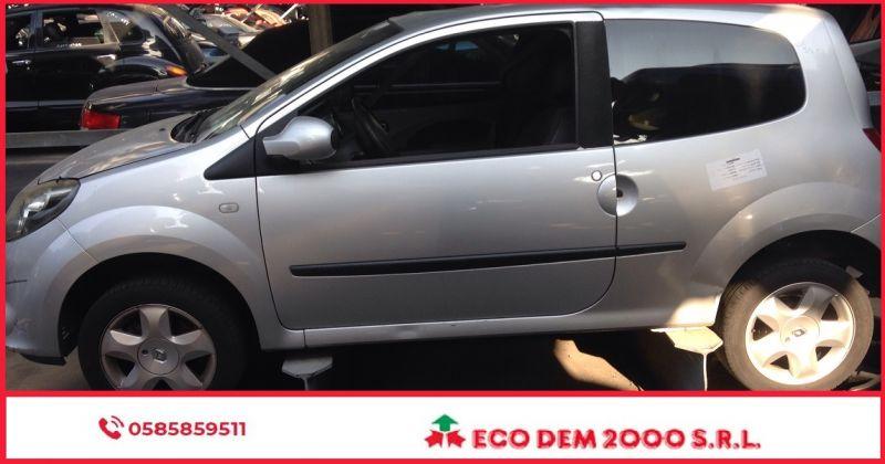 Ecodem 2000 - OCCASIONE VENDITA RICAMBI PER RENAULT TWINGO 2 SERIE ANNO 2007 CILINDRATA 1.2