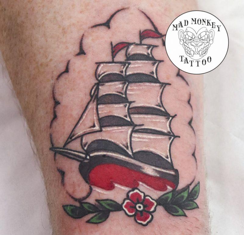 MAD MONKEY TATTOO offerta tatuaggi stile old school - studio specializzato tattoo tradizionali