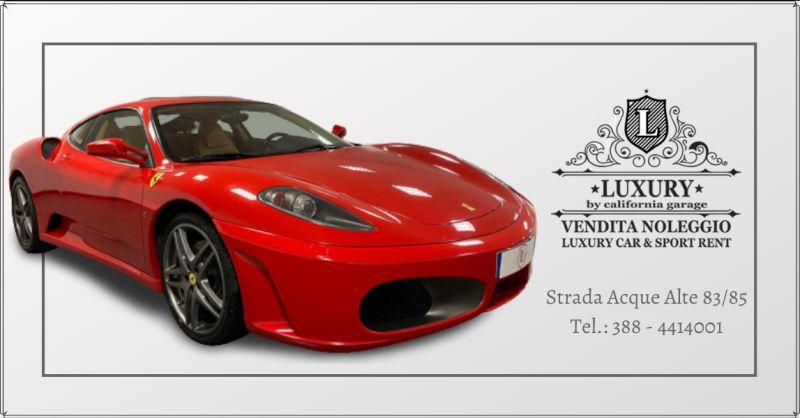 LUXURY GARAGE - Offerta concessionaria auto di lusso latina