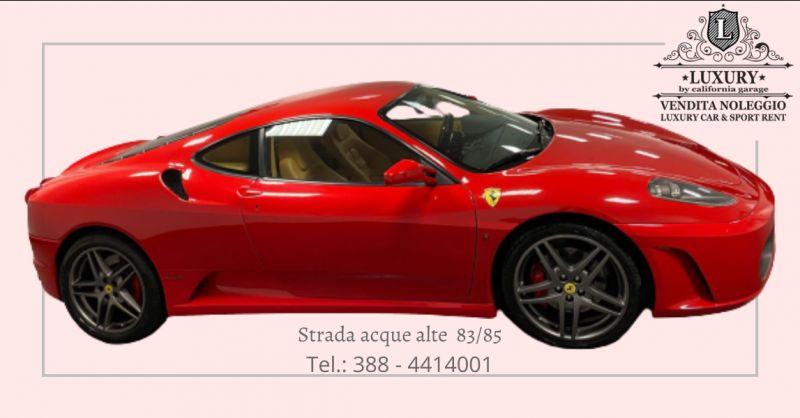 LUXURY GARAGE - occasione vendita macchine di lusso aprilia