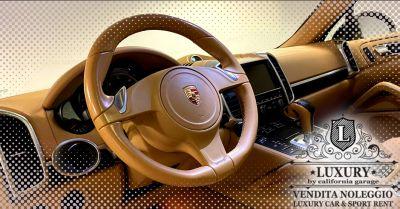 luxury garage offerta concessionaria vendita auto di lusso latina