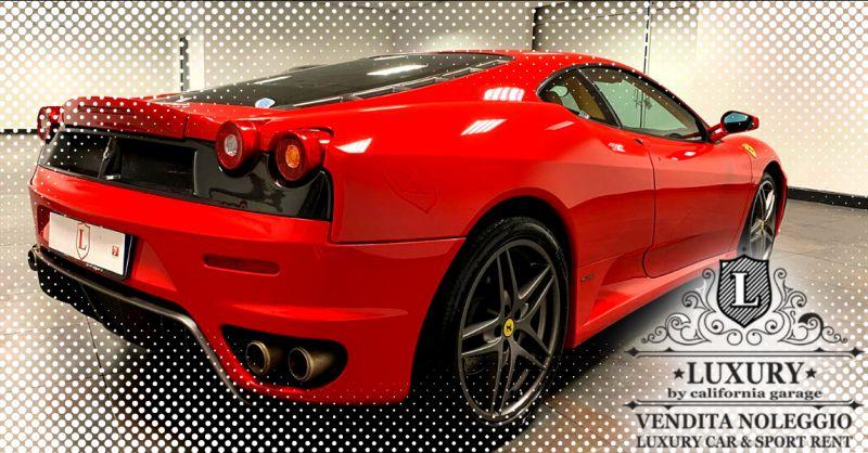 LUXURY GARAGE - Occasione salone vendita auto di lusso Aprilia