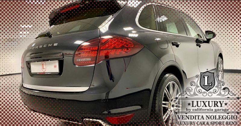 LUXURY GARAGE - Offerta concessionaria permuta auto con usato Latina
