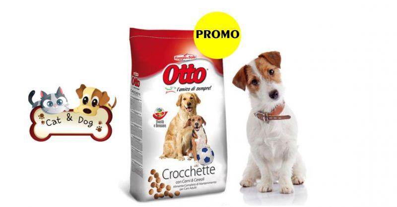 Cat & Dog - offerta crocchette Otto alimento completo e bilanciato per cani