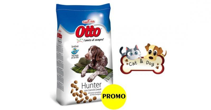 Cat & Dog - offerta crocchette Otto alimento alta energia per cani adulti attivi