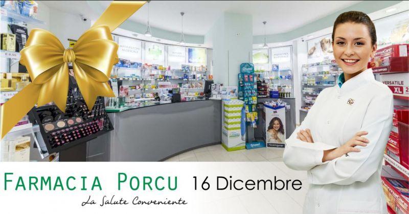 Farmacia Porcu a Sassari - offerta consulenza idee regalo per natale 2019