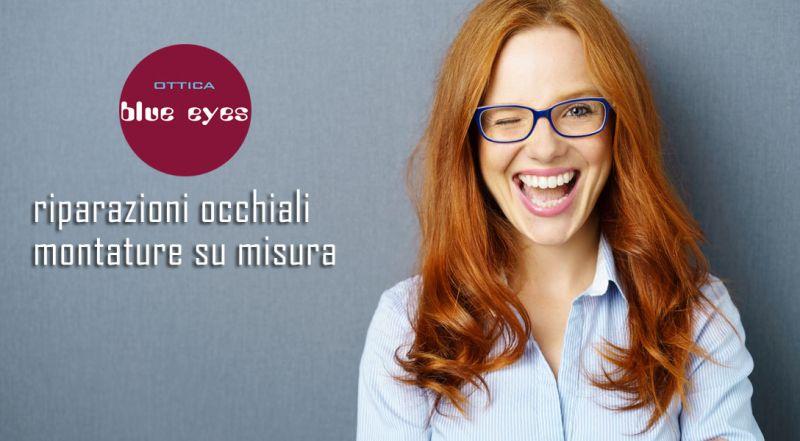 Offerte riparazione occhiali da vista Bari – Promozione montature su misura con lenti da vista Bari