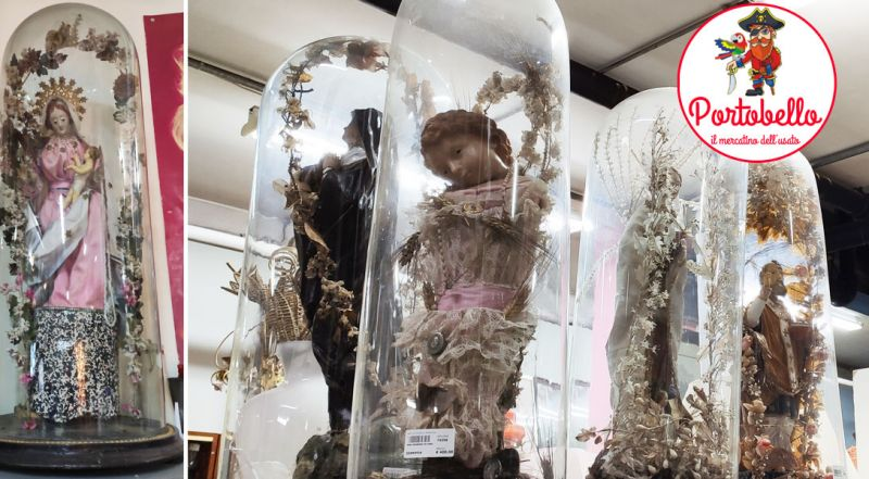 Offerta campane antiche in cartapesta Bari – Promozione campane in vetro Bari