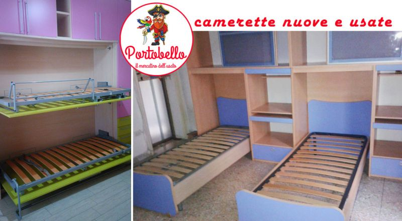Offerte camerette nuove per bambini Molfetta – Promozione camerette usate per bambini Bari