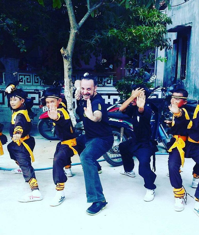 corsi scuola di kung fu - offerta scuola di arti marziali monza brianza - offerta tecniche di difesa personale
