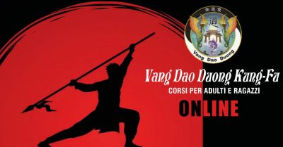 offerta scuola kung fu lezioni online carate brianza promozione palestra lezioni online carate brianza