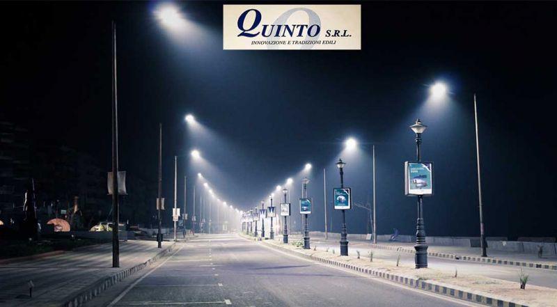 Occasione installazione illuminazione stradale Colleferro - Offerta manutenzione stradale Roma