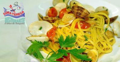 occasione locale specialita di pesce ardea offerta ristorante roma
