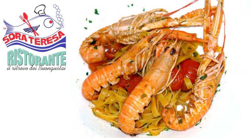 Occasione ristorante di pesce Roma - Offerta specialita di mare Ardea
