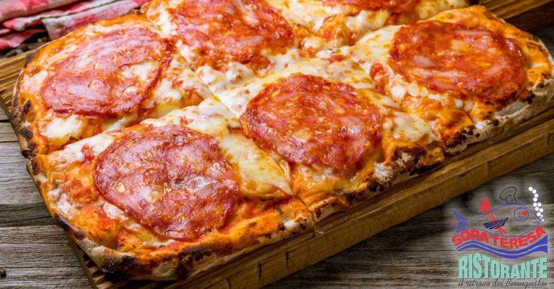 Occasione pinsa romana Pomezia - Offerta pizzeria forno a legna Ardea