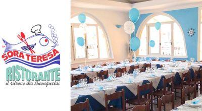 occasione ristorante per comunione roma offerta ricevimento anzio