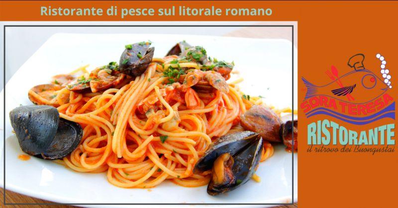 trova un ristorante dove mangiare pesce sul litorale romano - offerta ristorante pesce anzio