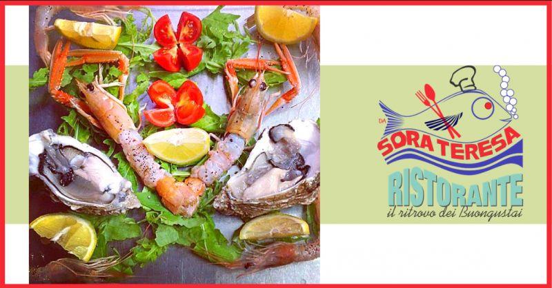 offerta ristorante per banchetti roma - occasione ristorante lungomare tor san lorenzo