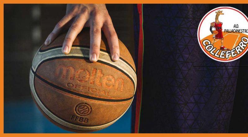 Offerta corsi di minibasket zona Colleferro - Promozione scuola di pallacanestro Valmontone