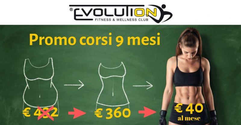 Offerta corsi fitness in promozione Verona - Occasione nuovi corsi palestra Povegliano Veronese