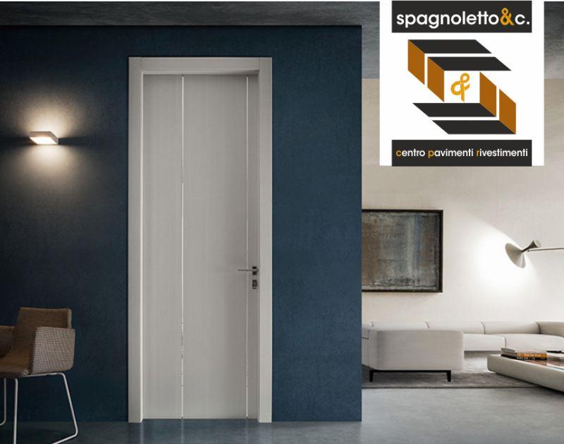 SPAGNOLETTO FRANCO & C offerta vendita porte interne - promo posa porte scorrevoli di design
