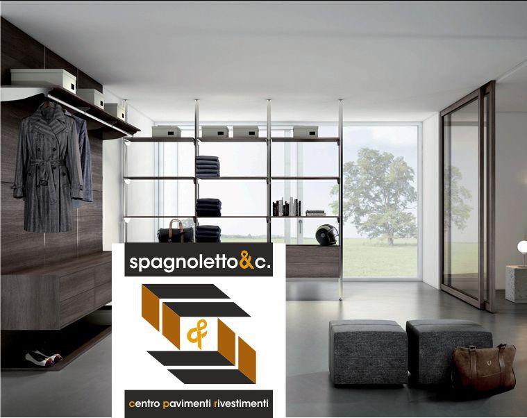 SPAGNOLETTO FRANCO & C offerta fornitura e posa di porte su misura per cabine armadio